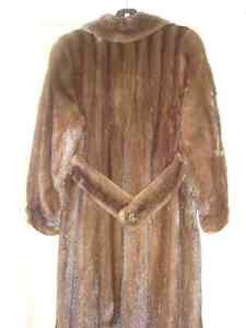 Manteau de vison, brun pâle Gatineau Ottawa / Gatineau Area image 2
