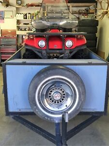Atv and Trailer For Sale