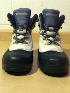 Women's Columbia Waterproof Winter Boots Size 4 London Ontario image 5