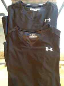 UNDER ARMOUR, LADIES MEDIUM & LARGE