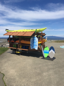 Stand Up Paddleboard and Kayak Rentals Vancouver Island