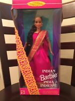 INDIAN BARBIE: LIMITED EDITION: DOLLS OF THE WORLD COLLECTION
