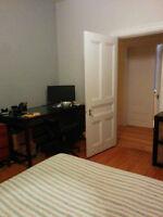 1 Chambre disponible dans un 7 ½ / 1 Room available in a 7 ½