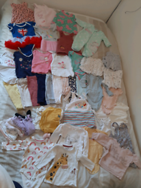Baby clothes Girls 0-3