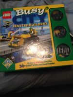 City builders Lego - all pieces