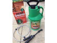 Cuprinol paint sprayer