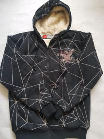 High Street Men Winter Coat Excellent Condition Black Colour