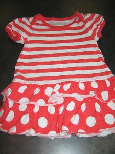 Girl's 3/6 months (place) Summer Dress