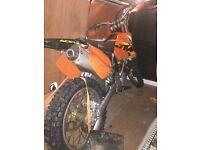 2005 250 EXC KTM
