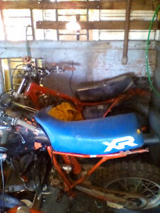 DIRTBIKE PARTS FOR SALE
