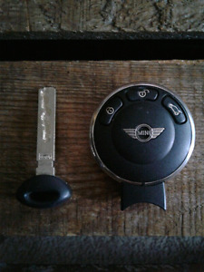 Used Spare OEM Mini Cooper key and fob '07 - '14 Asking $25.