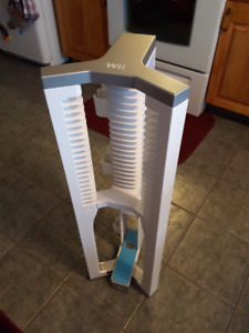 Nintendo Wii Organizer Stand for Console Games and Controllers