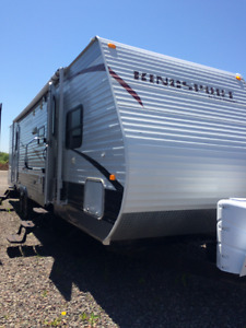 2011 KINGSPORT 321 TBS$109.00 WEEKLY O.A.C BUNK HOUSE
