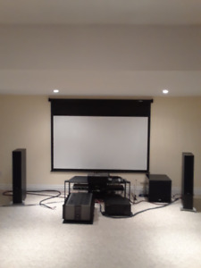 Complete High Quality Home Theatre System