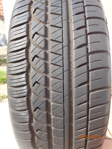 1 COOPER TIRE : 225/50R16 UP FOR SALE