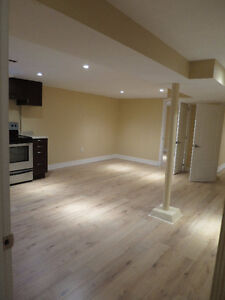 New large 2 bedroom apartment Lawrence/Warden ALL utilities incl