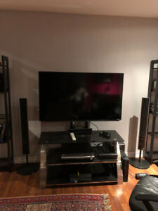 Moving Sale [TVs / Stand / Home Theatre / Electric Guitar etc.]