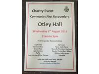 Community First Responders Charity Day