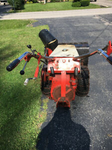 Gravely 12 HP Snow blower for sale, well maintained