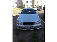Mercedes-Benz CLK320 3.0TD CDI 7G-Tronic Sport
