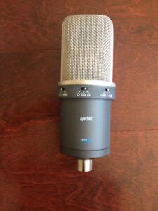 ApexMulti-Pattern FET Condenser Microphone