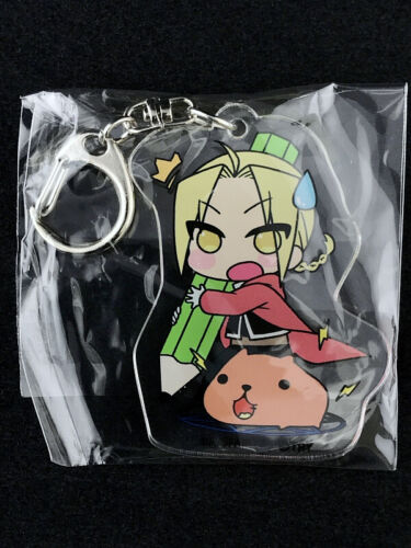 Fullmetal Alchemist Acrylic Key Holder Ring Tokyu Hands Limited Edward Elric