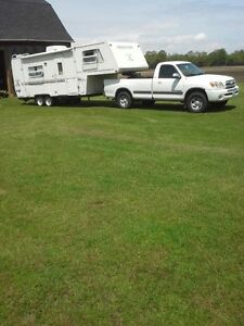 RV and Campers