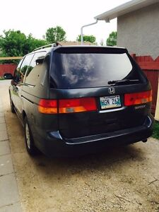 2004 Honda Odyssey EXL,safety $3,800.00