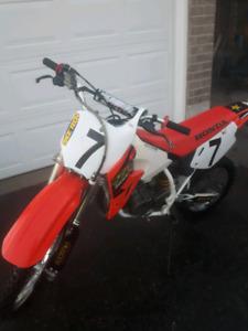 2000 Honda CR80