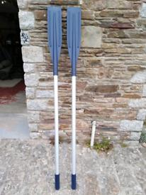 Aluminium Oars