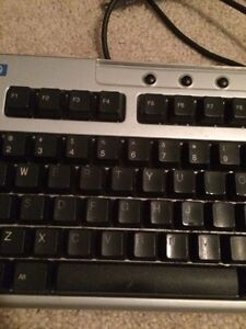 HP Keyboard  Kitchener / Waterloo Kitchener Area image 4