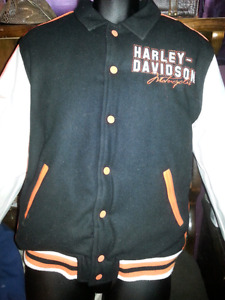 Harley Davidson 2 in 1 Jacket