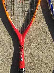TWO Karakal Squash Rackets- XL-TEC 150 Windsor Region Ontario image 2