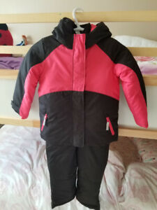 Girl Winter suit
