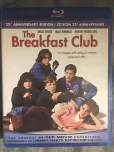 The Breakfast Club 25th Anniversary Edition Blu-Ray