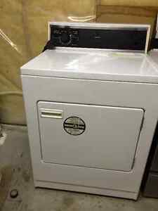 Washer new and dryer old