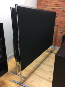 Dividers - office space privacy