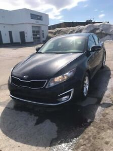 Kia Optima ex Hybride 2012 87000