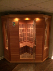 1-3 Person Far Infrared Sauna
