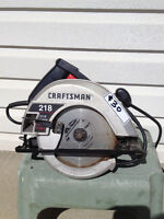 Circular Saw, hardly used