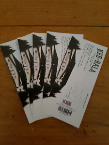 2 tickets left!! The Kee to Bala - Trews Tickets