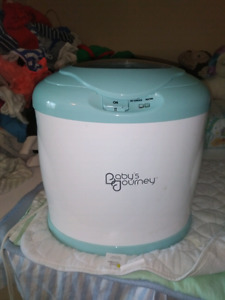 Towel warmer for baby