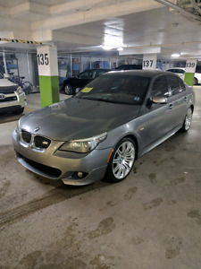 *MUST SEE* BMW 550I M PACKAGE