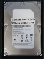 "750GB 3.5"" Desktop Hard Drive SATA 7200RPM"