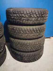 2 sets of winter wheels for sale London Ontario image 2