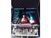 Makita drill two sets