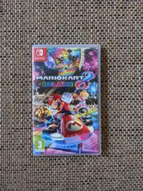 Mario Kart 8 Nintendo Switch Game