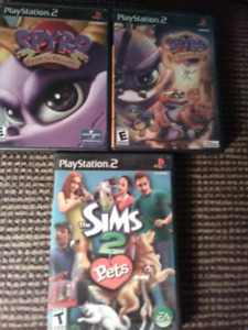 PS2 stuff for sale