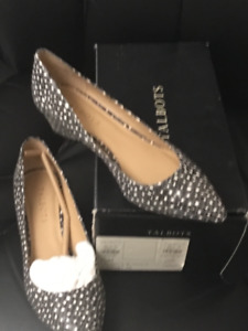 Reducd: Brand New with tags-Talbots Wedge Pumps