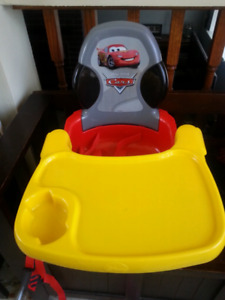 Cars travel booster seat